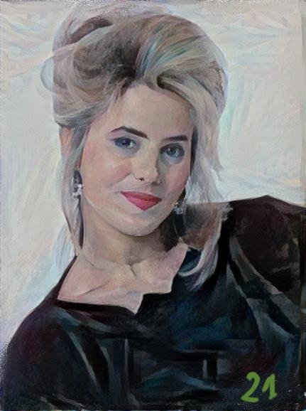 Sophie Favier par baudet